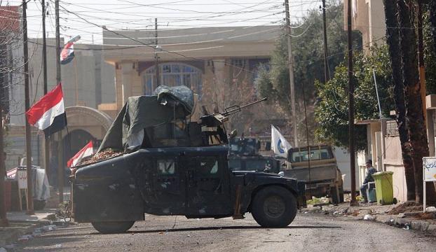 Türkiyenin Musul Başkonsolosluğunun bulunduğu mahalle kurtarıldı