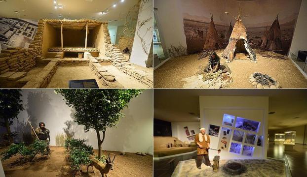 """""""En büyük müze""""de insanlık tarihine yolculuk"""