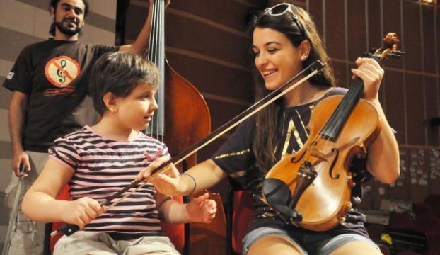 Venezuelalı müzisyenlerin ilginç daveti