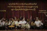 Myanmar'da Mevlit Kandili kutlamaları