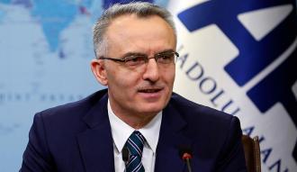 """Maliye Bakanı Ağbal: """"Mali disipline kararlılıkla devam edeceğiz"""""""