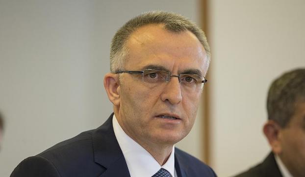 Maliye Bakanı Ağbal: Kesinlikle betonlaşmaya izin vermeyeceğiz