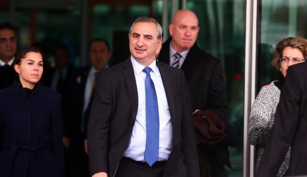 İsrailin Ankara Büyükelçisi Türkiyede
