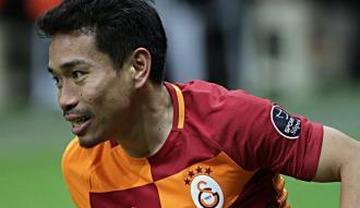 Galatasaraylı Nagatomo'dan teşekkür mesajı