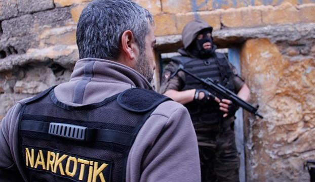 İstanbulda Narkotim ekipleri göz açtırmıyor