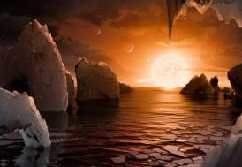 NASA'dan açıklama : Yeni 7 gezegen keşfedildi