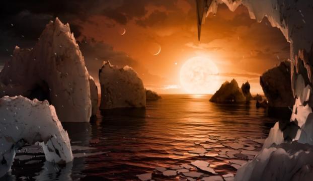 NASAdan açıklama : Yeni 7 gezegen keşfedildi