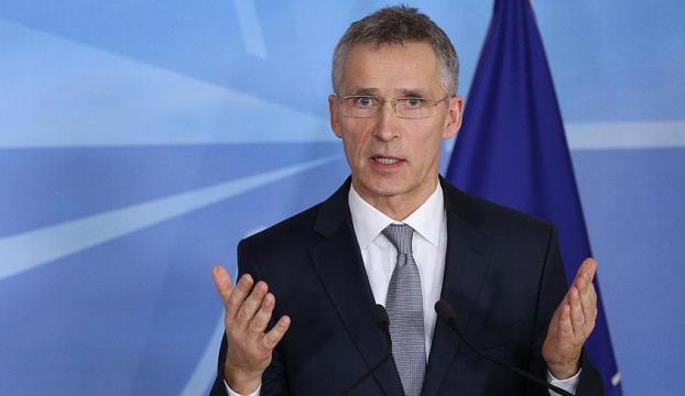 NATO Genel Sekreteri : Bütün müttefikleri sakin olmaya çağırıyorum