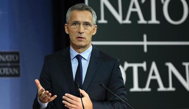 NATO Genel Sekreteri Stoltenberg Türkiyeden özür diledi