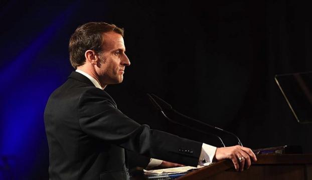 Türkiyeye karşı NATOda umduğunu bulamayan Fransa gözünü ABye çevirdi