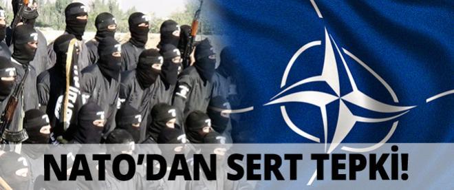 NATO'dan IŞİD açıklaması!
