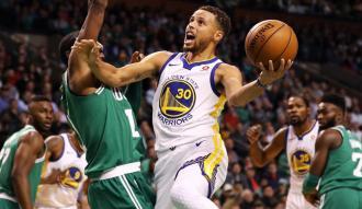 Warriors, Rockets'ı farklı geçti