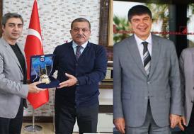 Necati Şaşmaz'dan Antalya'da teşekkür ziyaretleri!