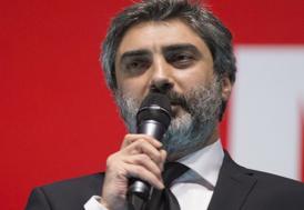"""Necati Şaşmaz'ın Taksim meydanı """"Demokrasi Nöbeti"""" Konuşması"""