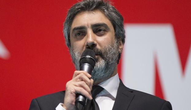 """Necati Şaşmazın Taksim meydanı """"Demokrasi Nöbeti"""" Konuşması"""