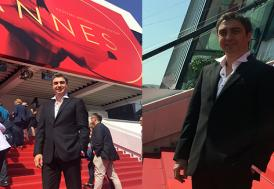 Cannes'da Necati Şaşmaz rüzgarı!