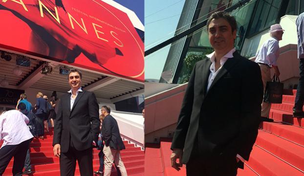 Cannesda Necati Şaşmaz rüzgarı!