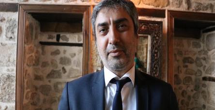 Necati Şaşmaz Zeytin Dalın Harekatı'na destek için Hatay'da