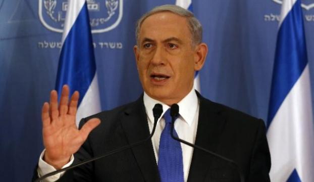 Netanyahu:Kimse bizi buradan söküp atamaz
