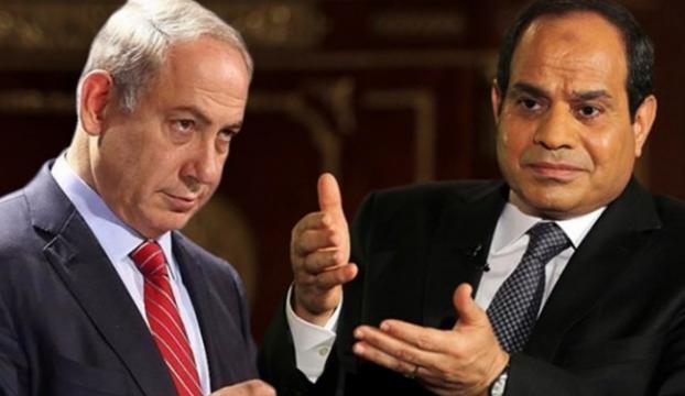 Netanyahu ve Sisi gizlice görüştü