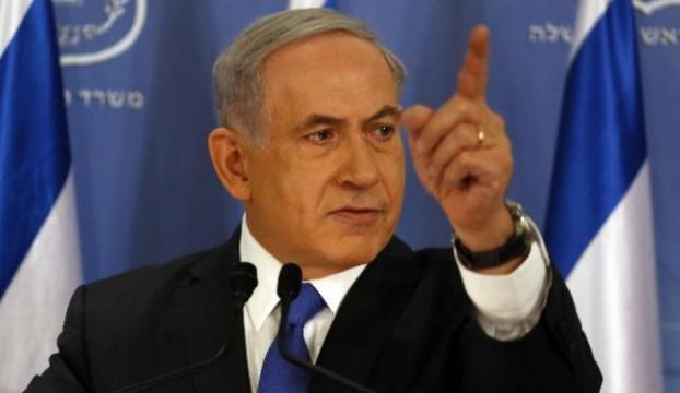 """Netanyahudan Trumpa """"duvar"""" desteği"""