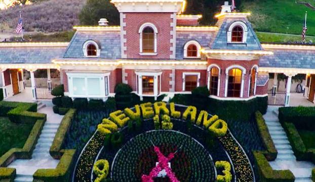 Michael Jacksonın Neverlandi yeniden satışa çıktı