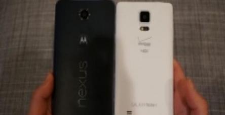 testNexus 6 ve diğerleri