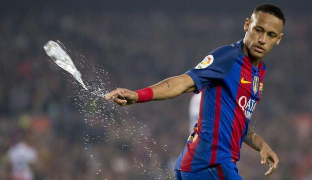 Neymar gole hasret kaldı