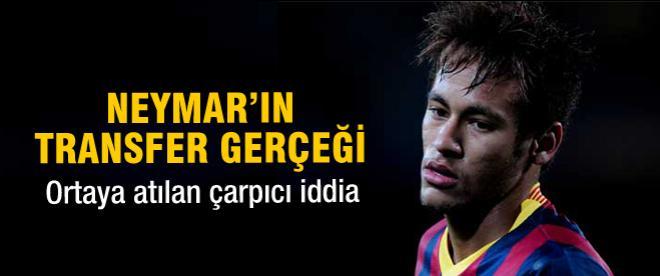 Neymar gerçeği!