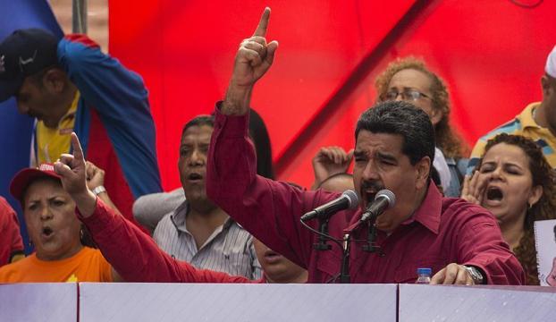 Madurodan ABDye suçlama