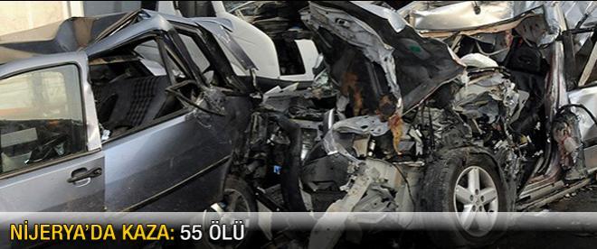 Nijerya'da iki trafik kazası