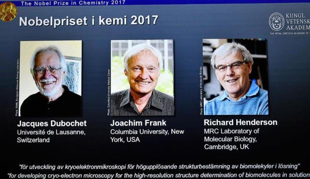 Nobel Kimya Ödülü sahiplerini buldu