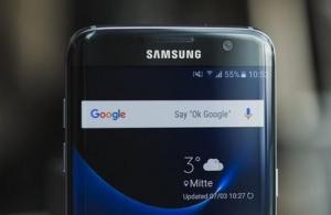 Note7 özelliği Galaxy S7'ye geldi!