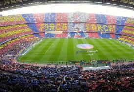 Şampiyonlar Ligi'nde son çeyrek finalist Barcelona