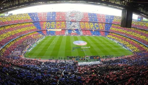 Barcelonadan ilk puan kaybı
