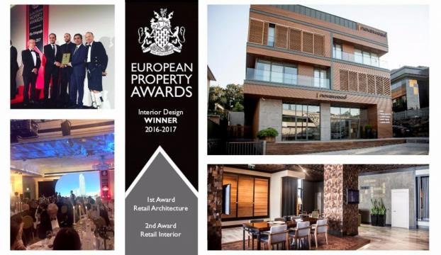 Novawooda, Avrupa Gayrimenkul Ödüllerinden İki Prestijli Ödül