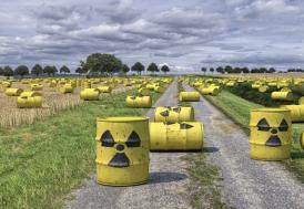 Ankara'da nükleer madde operasyonu