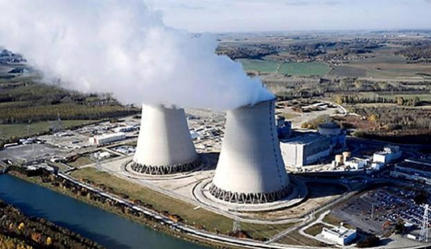 Nükleer santralin güvenlik sınırı 1 kilometre