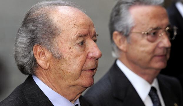 Eski Barcelona Başkanı cezaevinde