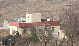 Nusaybin'deki PKK'lı teröristlere yönelik operasyon