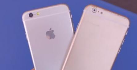 testKlon iPhone 6'