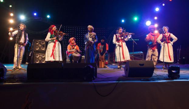 Fasta 14. Uluslararası Göçebe Festivali başladı