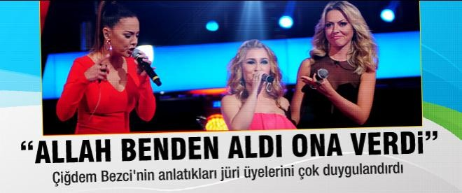 'O Ses Türkiye' gözyaşlarına boğdu