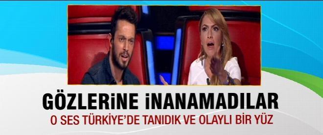 O Ses Türkiye'de tanıdık bir yüz
