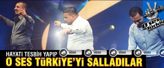 O Ses Türkiye'de stüdyo sallandı