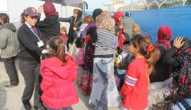 O Suriyeliler Gaziantepte