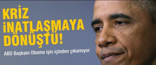 Obama: Kongre işini yapmak için fidye talep edemez
