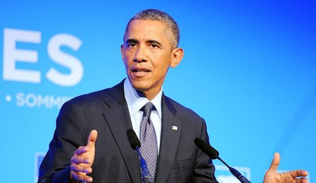 IŞİD böyle vuruldu İşte Obamadan ilk açıklama
