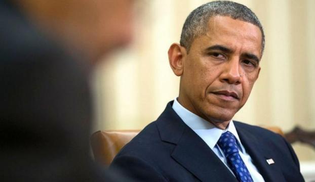 Obamaya Suriyedeki son durum bilgisi
