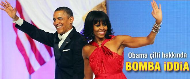 Obama çifti hakkında bomba iddia